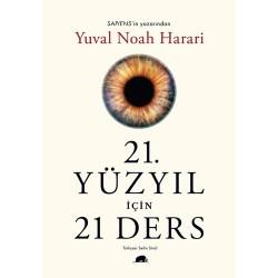 21.Yüzyıl İçin 21 Ders Yuval Noah Harari